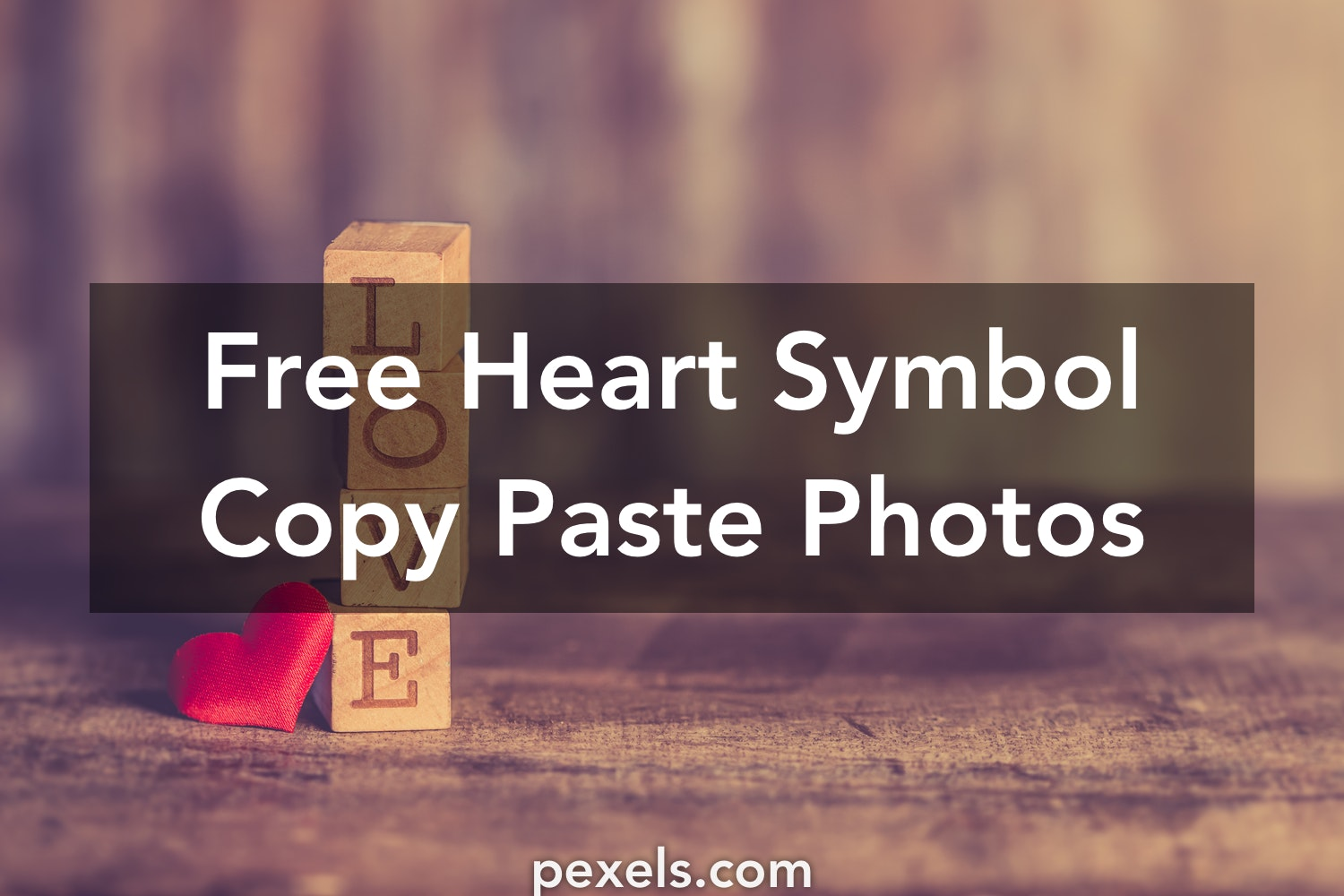 1000+ Amazing Heart Symbol Copy Paste Photos · Pexels · Free