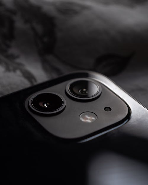 Black and Gray Game Controller