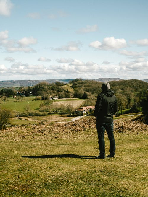 Free stock photo of adult, countryside, fall