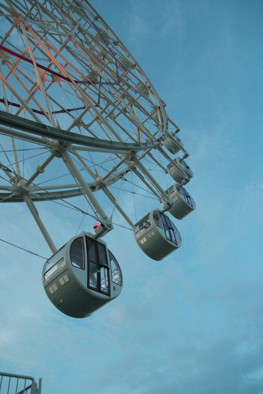 Free stock photo of ferris wheel