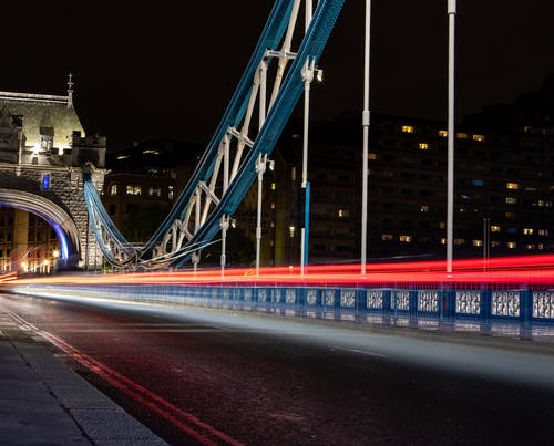 Free stock photo of architecture, bridge, city