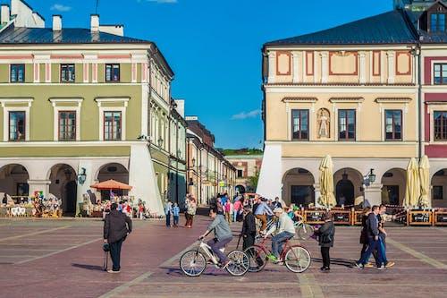 Fotobanka sbezplatnými fotkami na tému lubelskie, Poľsko, ratusz, renesancia