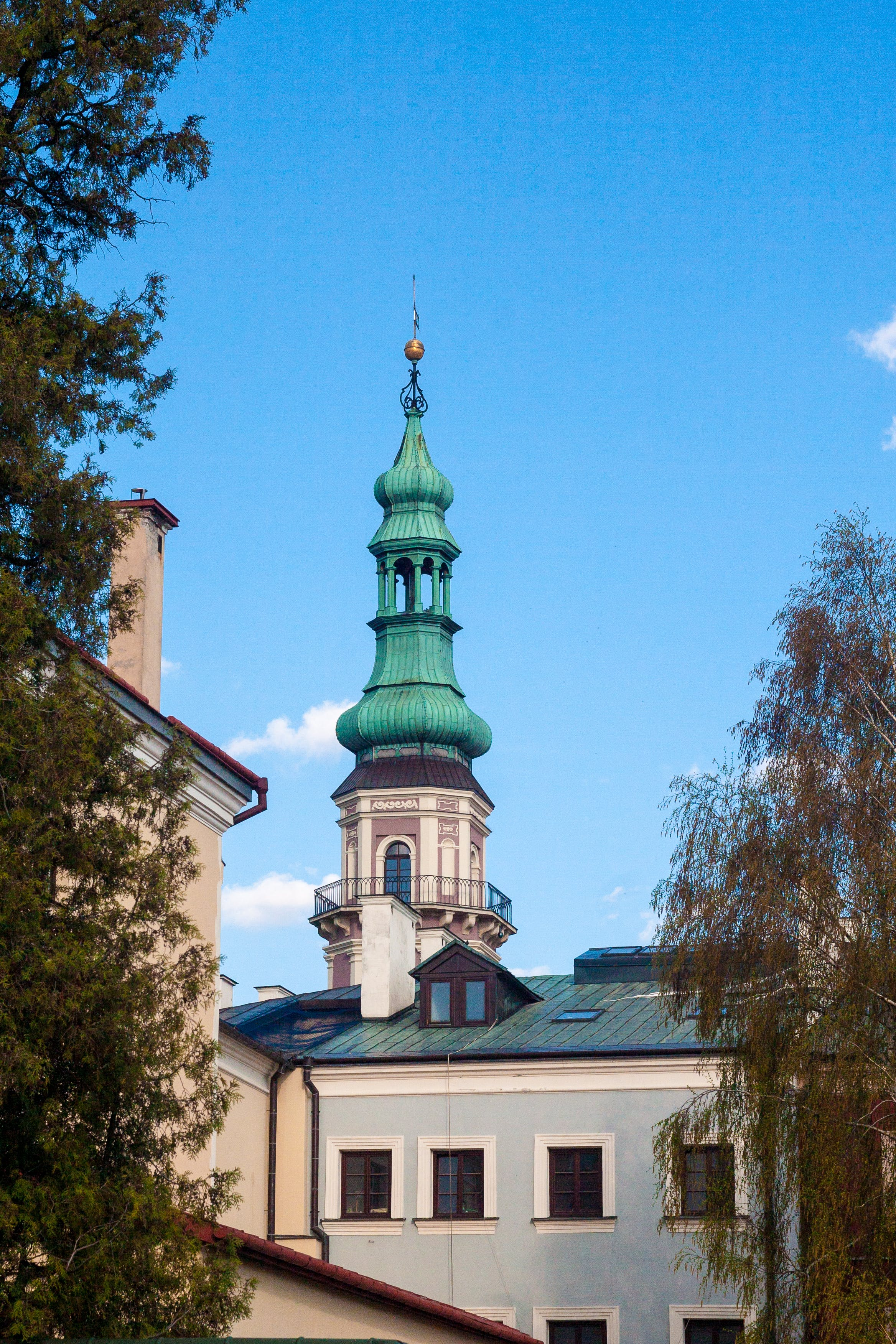 Free stock photo of lubelskie, old town, poland, ratusz