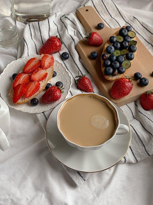 과일, 달콤한, 딸기의 무료 스톡 사진