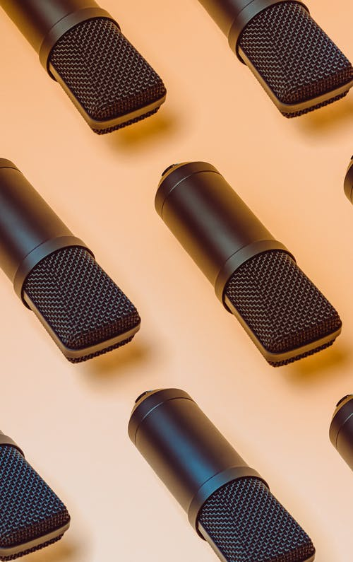 Foto profissional grátis de aparelhos, áudio, chrome
