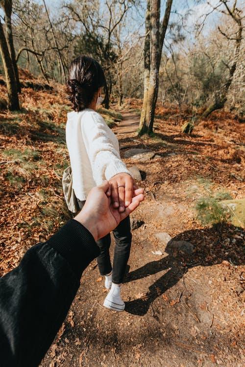 Foto profissional grátis de ao ar livre, juntos, mãos