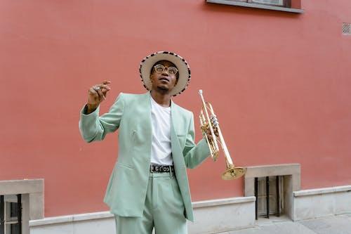 거리, 거리 공연가, 거리 음악가의 무료 스톡 사진