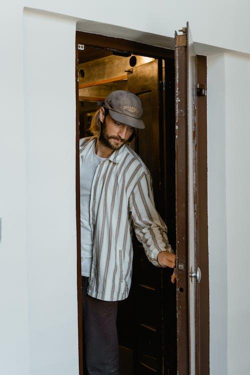 คลังภาพถ่ายฟรี ของ คน, ตอนกลางวัน, ทางเข้าประตู