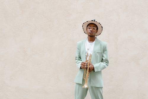 คลังภาพถ่ายฟรี ของ busker, คน, ชายชาวแอฟริกันอเมริกัน