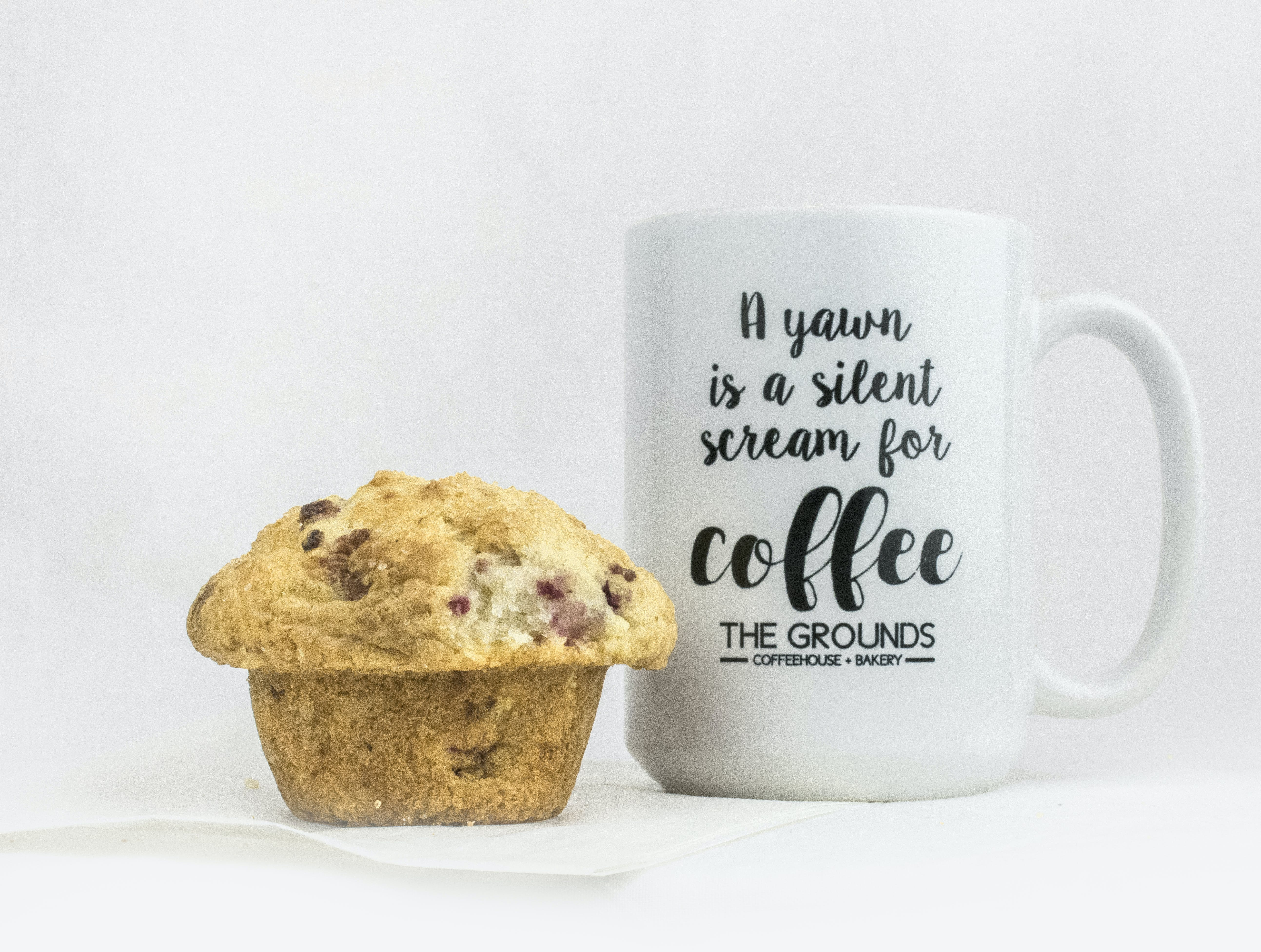 Free stock photo of café, coffee, combo, muffin