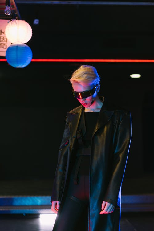 LED燈, 人, 光 的 免费素材图片