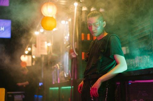 Ilmainen kuvapankkikuva tunnisteilla aasialainen mies, cyber, cyberpunk