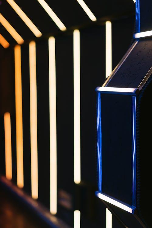 Ingyenes stockfotó cyber, fények, futurisztikus témában