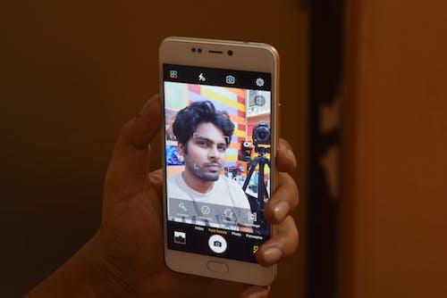 Foto stok gratis asus, selfie, telefon, telepon selfie