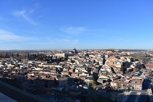 คลังภาพถ่ายฟรี ของ ท้องฟ้า, สีน้ำเงิน, สเปน