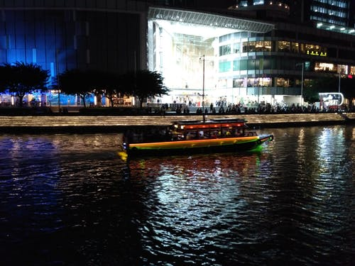 küp, tekne içeren Ücretsiz stok fotoğraf