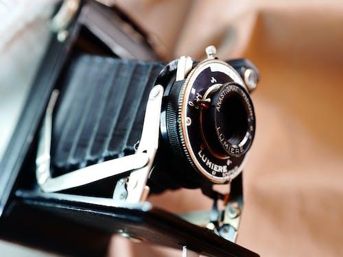 Ingyenes stockfotó régi fényképezőgép témában