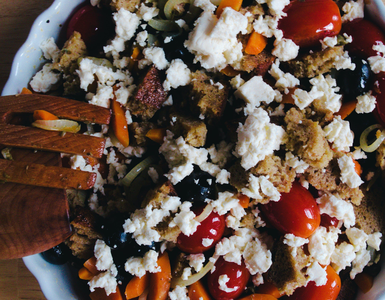 Free stock photo of food, salad