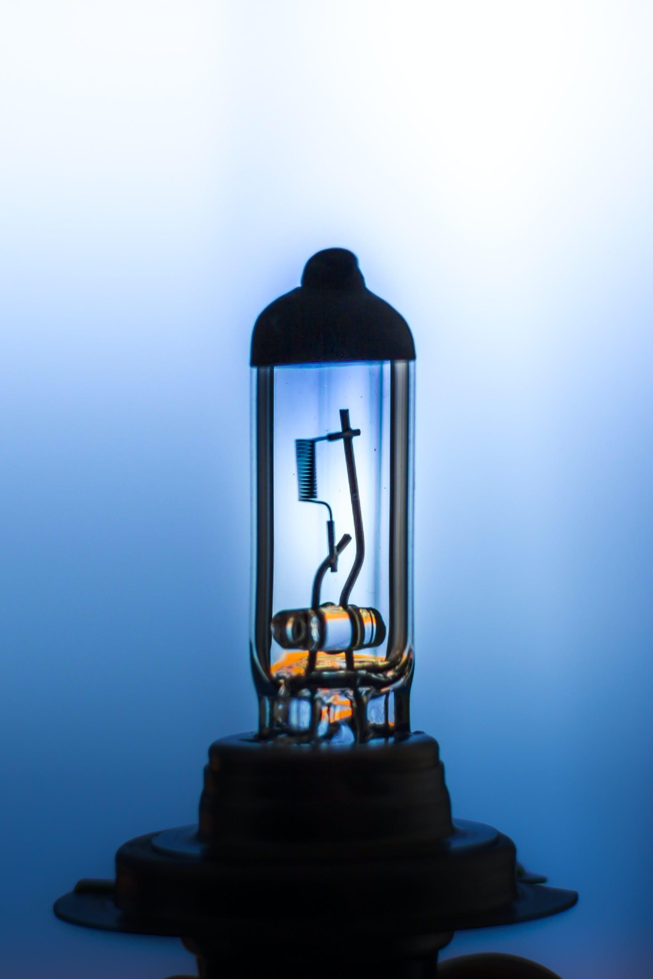 String Light Bulb