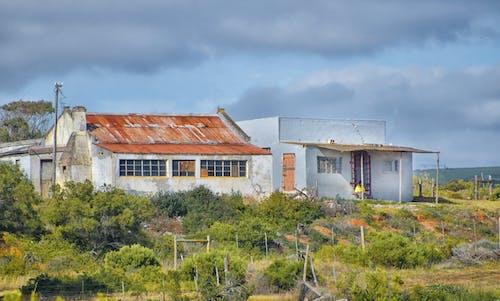 Free stock photo of building, farm house, farmstead, ranch