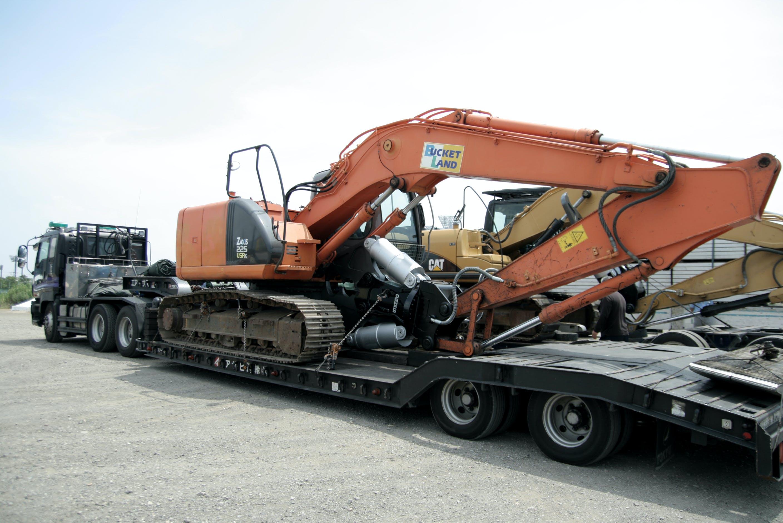 Free stock photo of heavy equipment