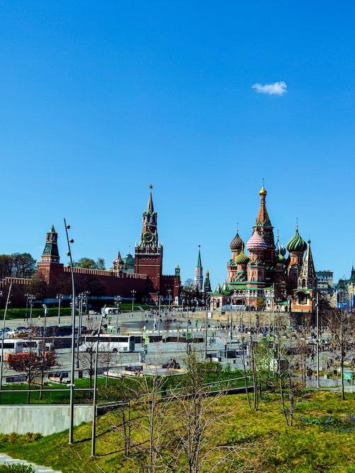 Gratis arkivbilde med moskva