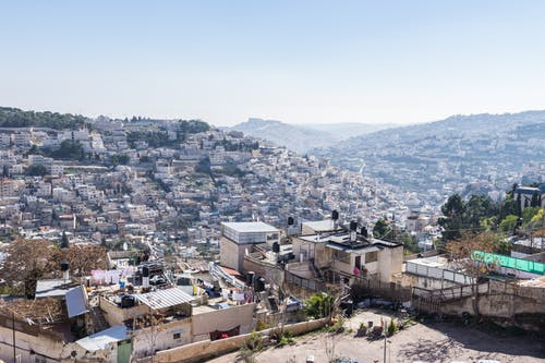 Fotobanka sbezplatnými fotkami na tému jeruzalem, krajina, mesto, panoráma mesta