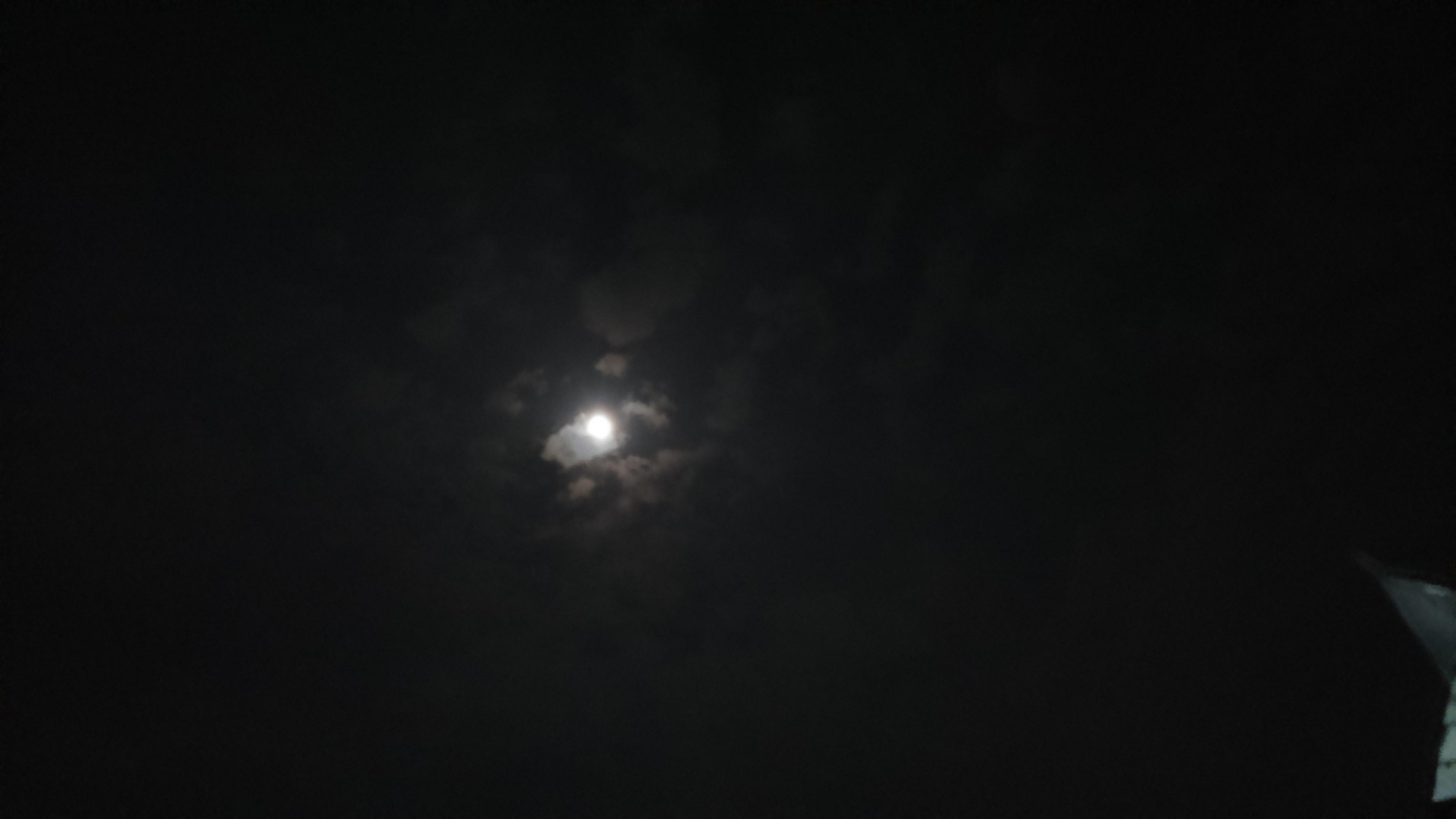 Free stock photo of dark, light, moon