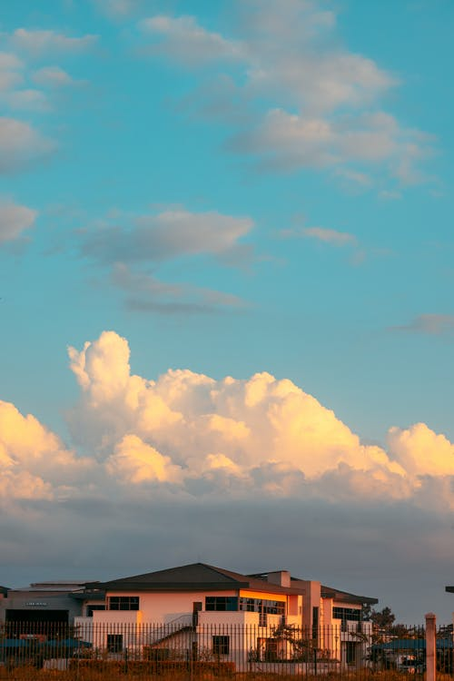 Free stock photo of clouds, kenya, negative space