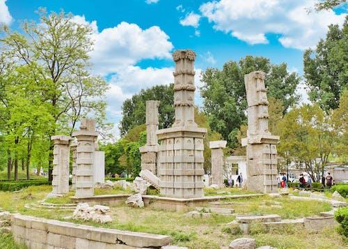 Foto stok gratis 35mm, antik, arkeologi