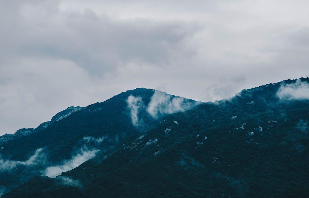 alps, bầu trời, cao
