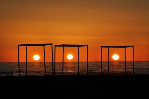 Free stock photo of beach sunset, beautiful sky, beautiful sunset