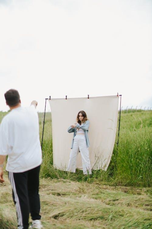 Бесплатное стоковое фото с веселье, Взрослый, девочка
