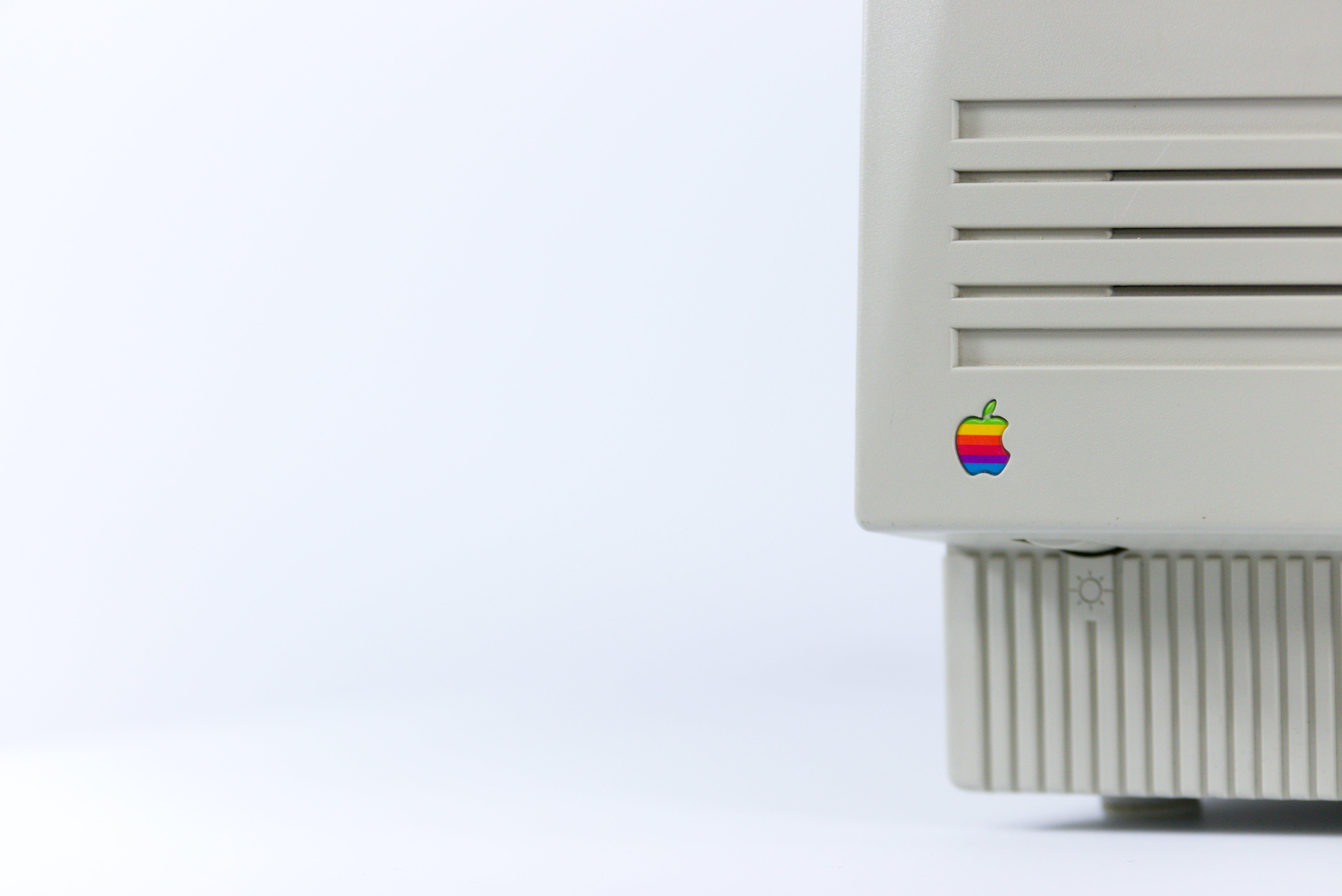 Δωρεάν στοκ φωτογραφιών με apple, Mac, vintage, αδειάζω