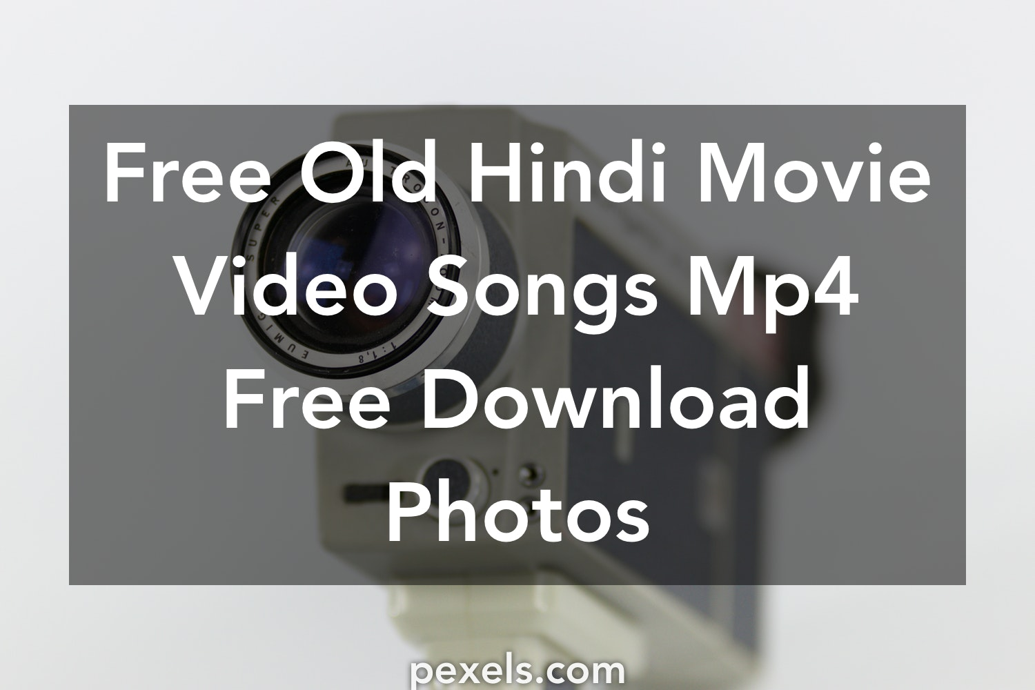 1000+ Engaging Old Hindi Movie Video Songs Mp4 Free Download