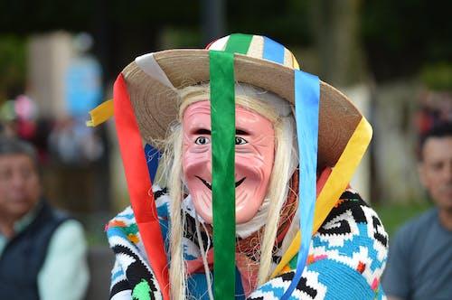 Foto d'estoc gratuïta de caràcter, color, dansa, disfressa