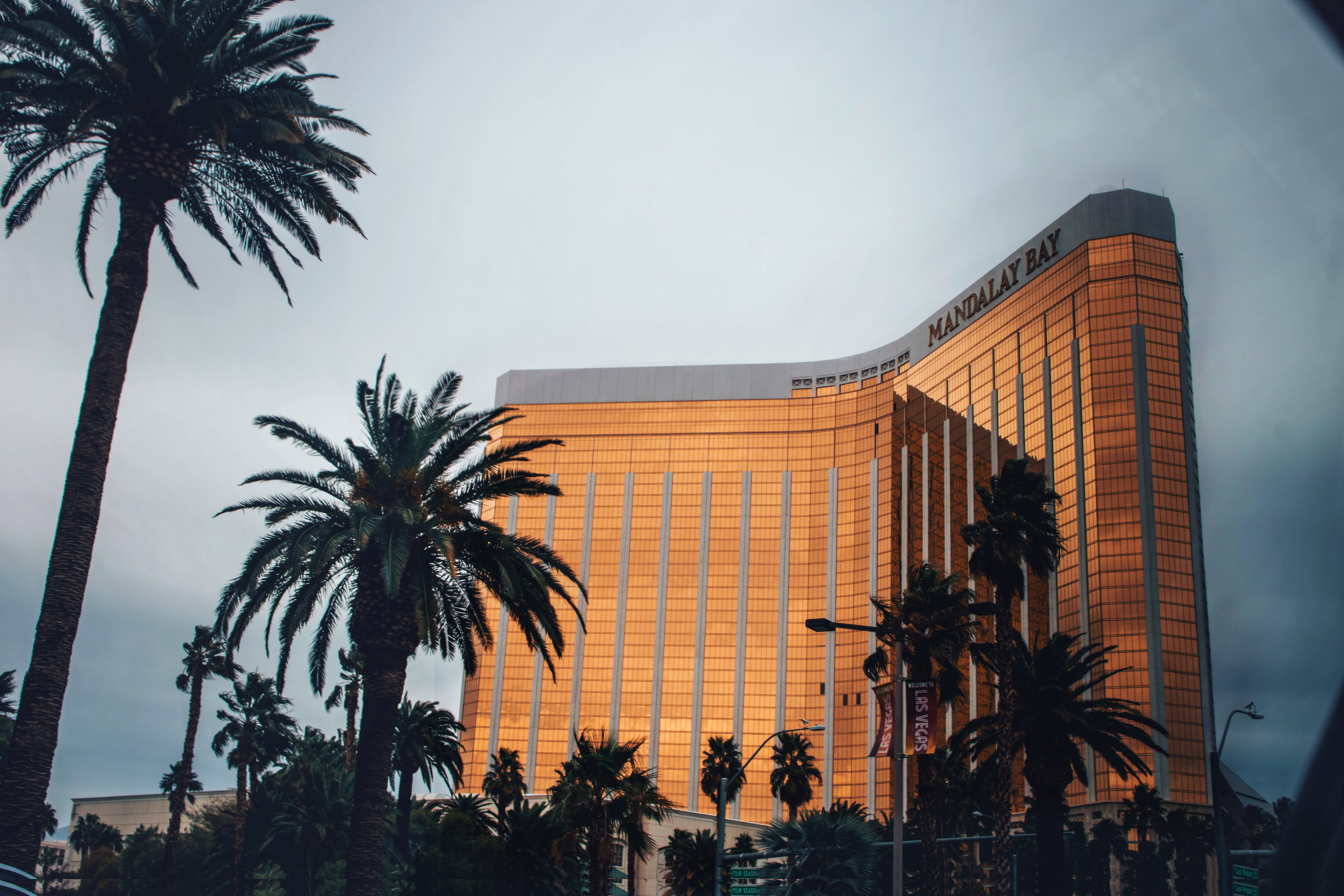 Mandalay Bay Building