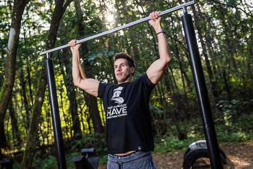 Free stock photo of athlete, brand, clothes