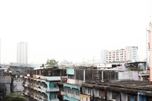 Bangkok, bina, gökyüzü içeren Ücretsiz stok fotoğraf