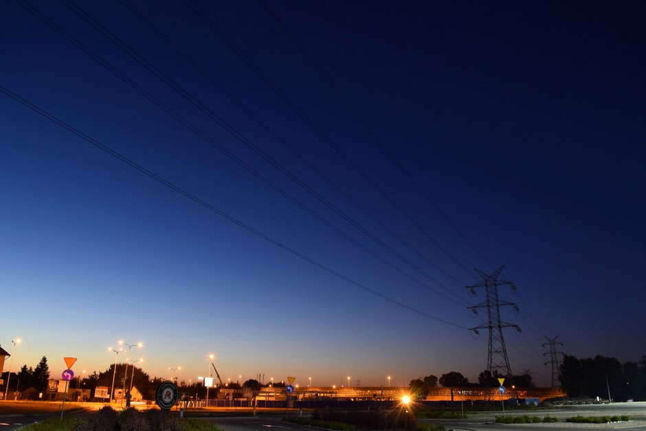 electricity, energy, lights