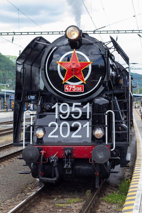 Fotos de stock gratuitas de locomotora de vapor