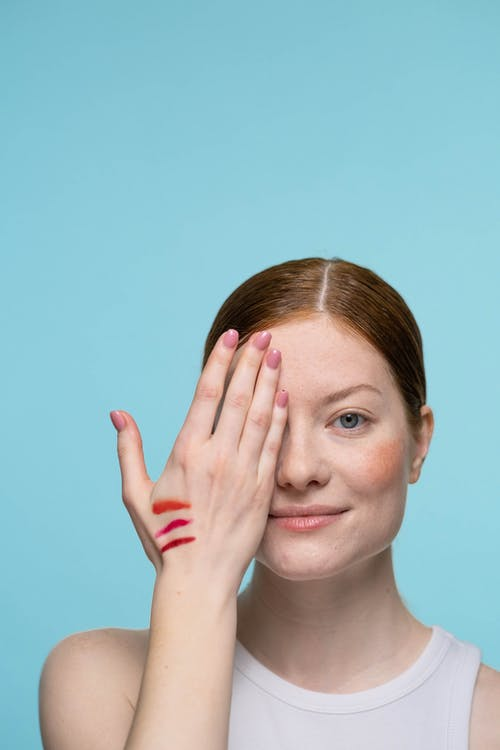 Ingyenes stockfotó ajakrúzs, álló kép, arckifejezés témában