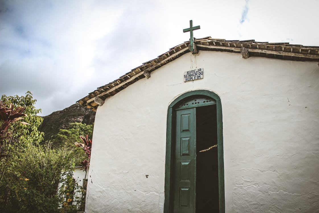 Photo of Church Near Tree