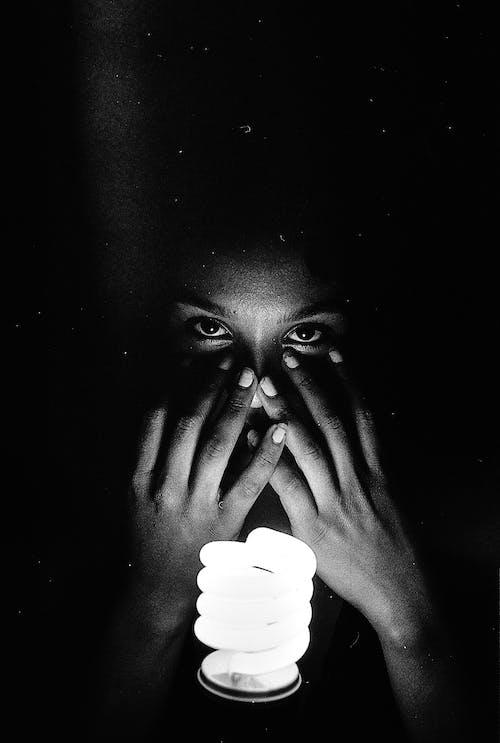 Gratis stockfoto met donker, duister, fotomodel