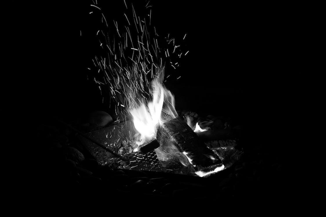 atractiu, blanc i negre, calent