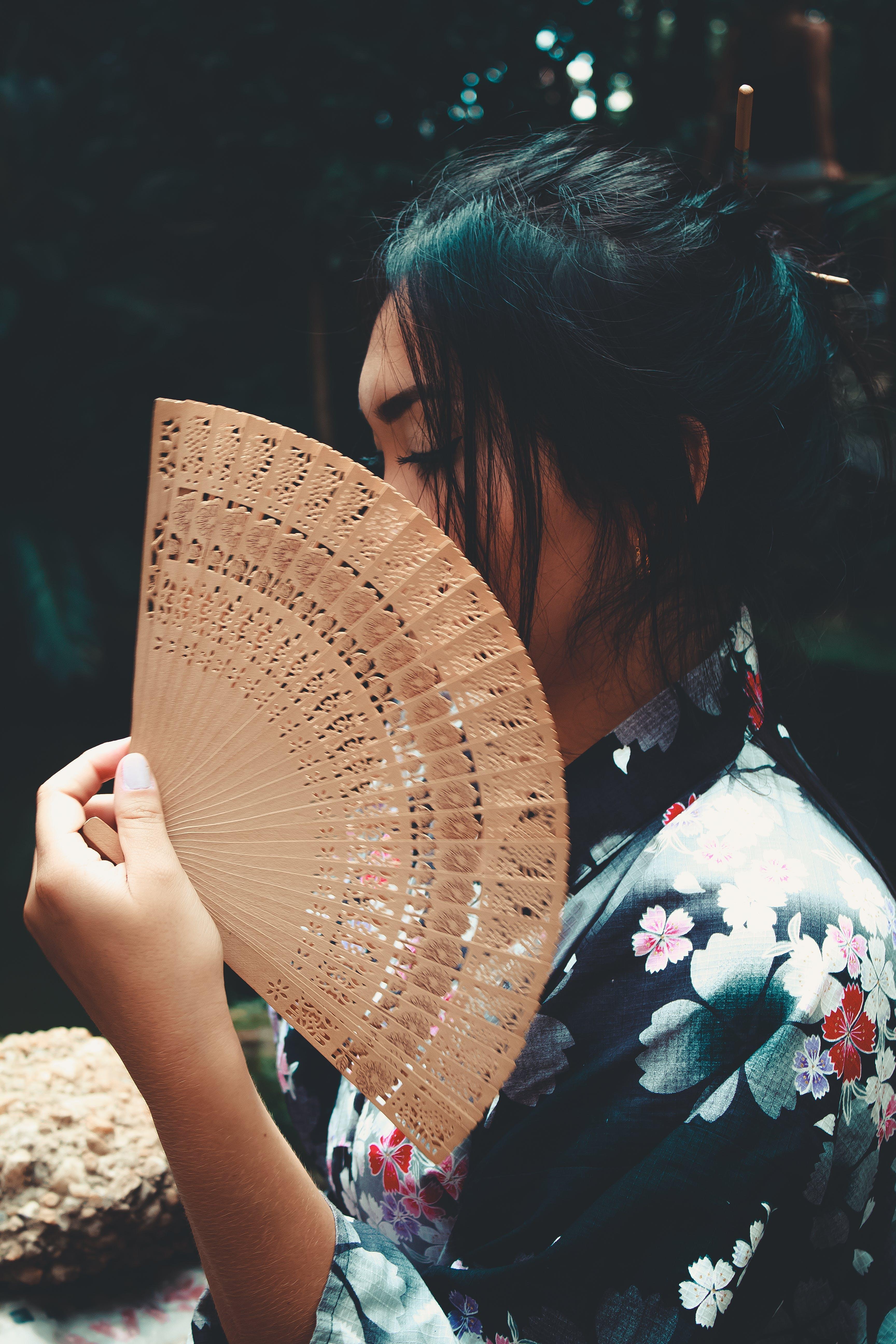 Ingyenes stockfotó divat, kimonó, lány, nappal témában