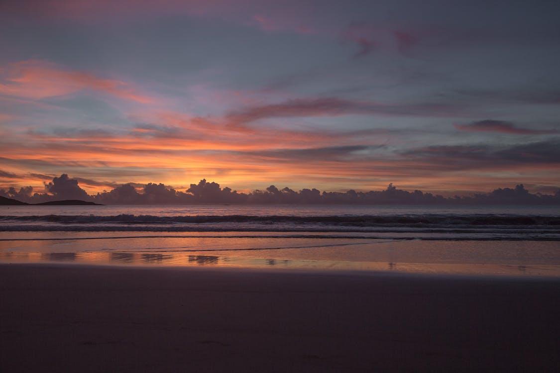 horizont, krajina, krajina pri mori