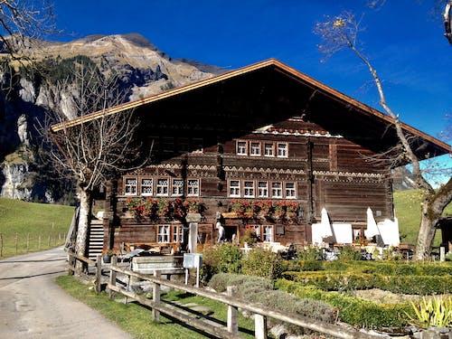 瑞士阿爾卑斯山 的 免费素材照片