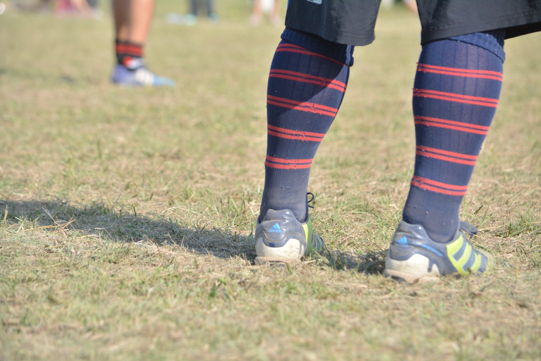 Free stock photo of ball, football, legs, soccer