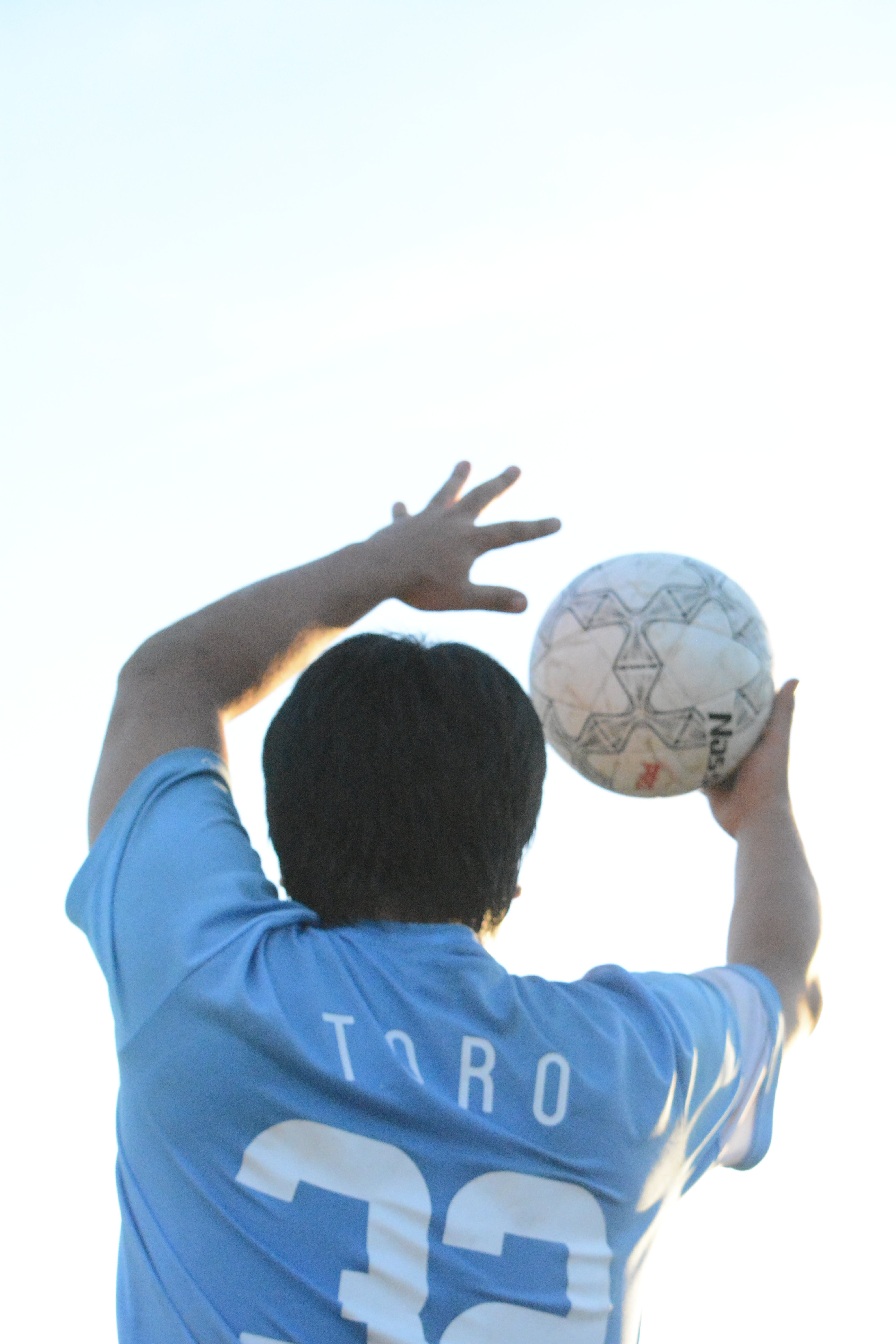Free stock photo of ball, football, soccer, soccer player